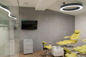 Architekt rinis betonas gro io salone